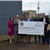 Union Pacific Foundation presents grant funds to the City of Texarkana, Texas