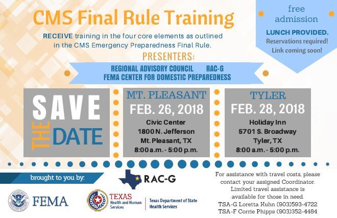 CMS Final Rule Training 1