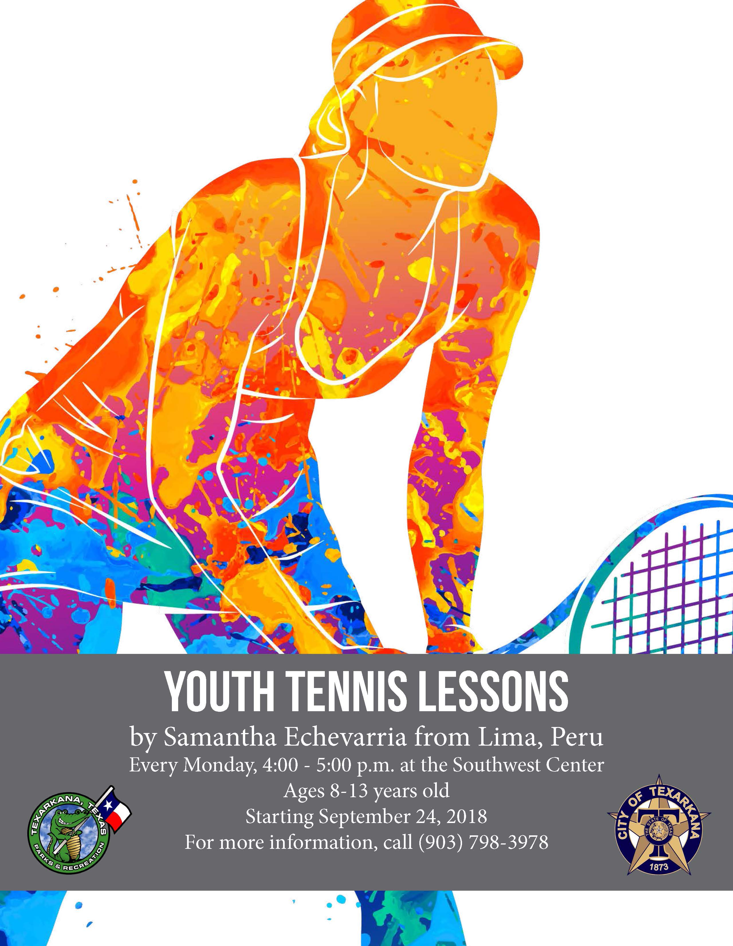 Tennis flyer SWC-18