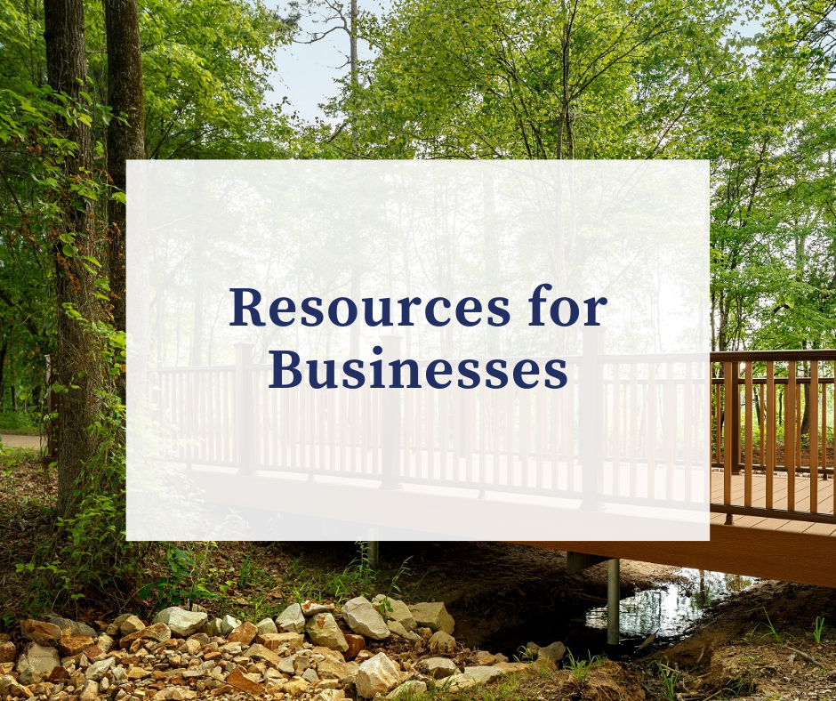Resources for Business