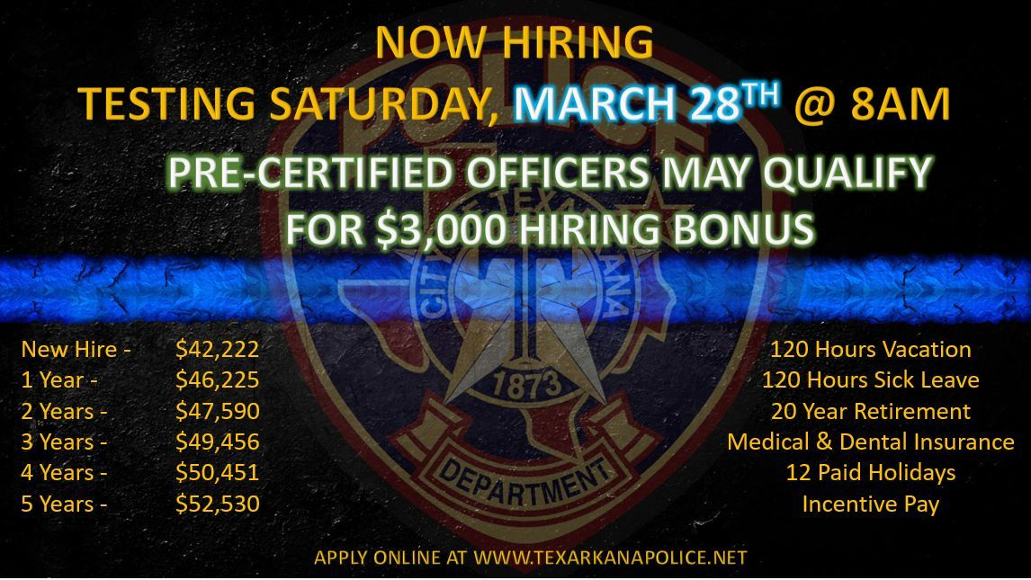 Recruiting Ad March 2020
