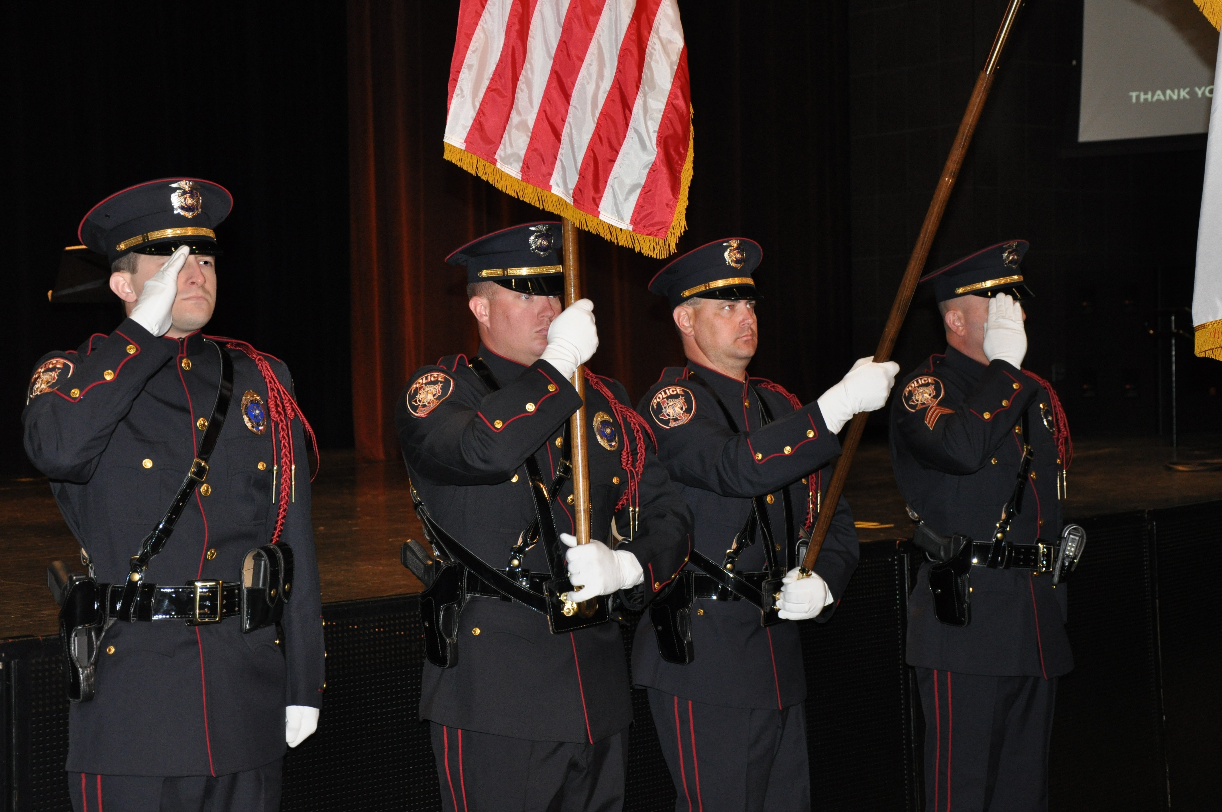Memorial Honor Guard
